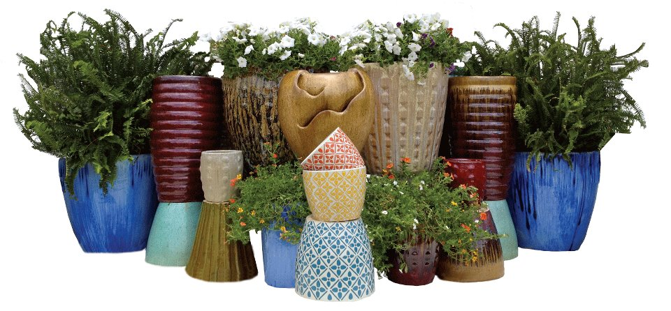 3 Tips for Decorating with Pots in Your Outdoor Space | Paul ...
