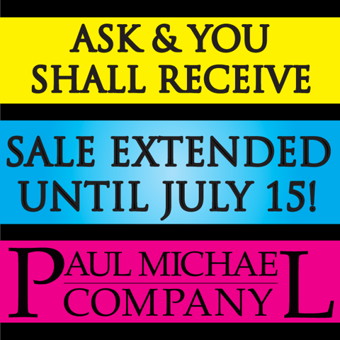 paul michael company store
