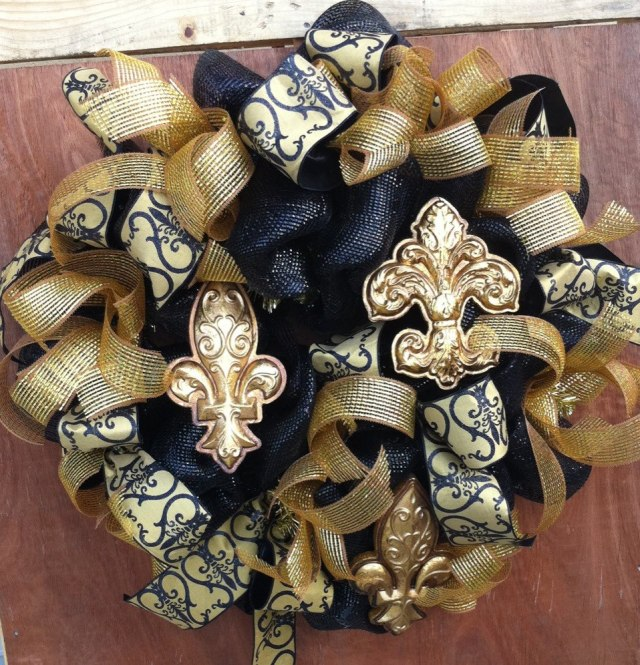 new orleans saints decorations