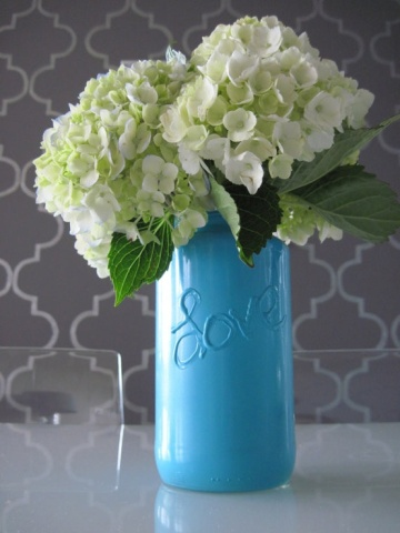 Try adding a vase to your home decor.
